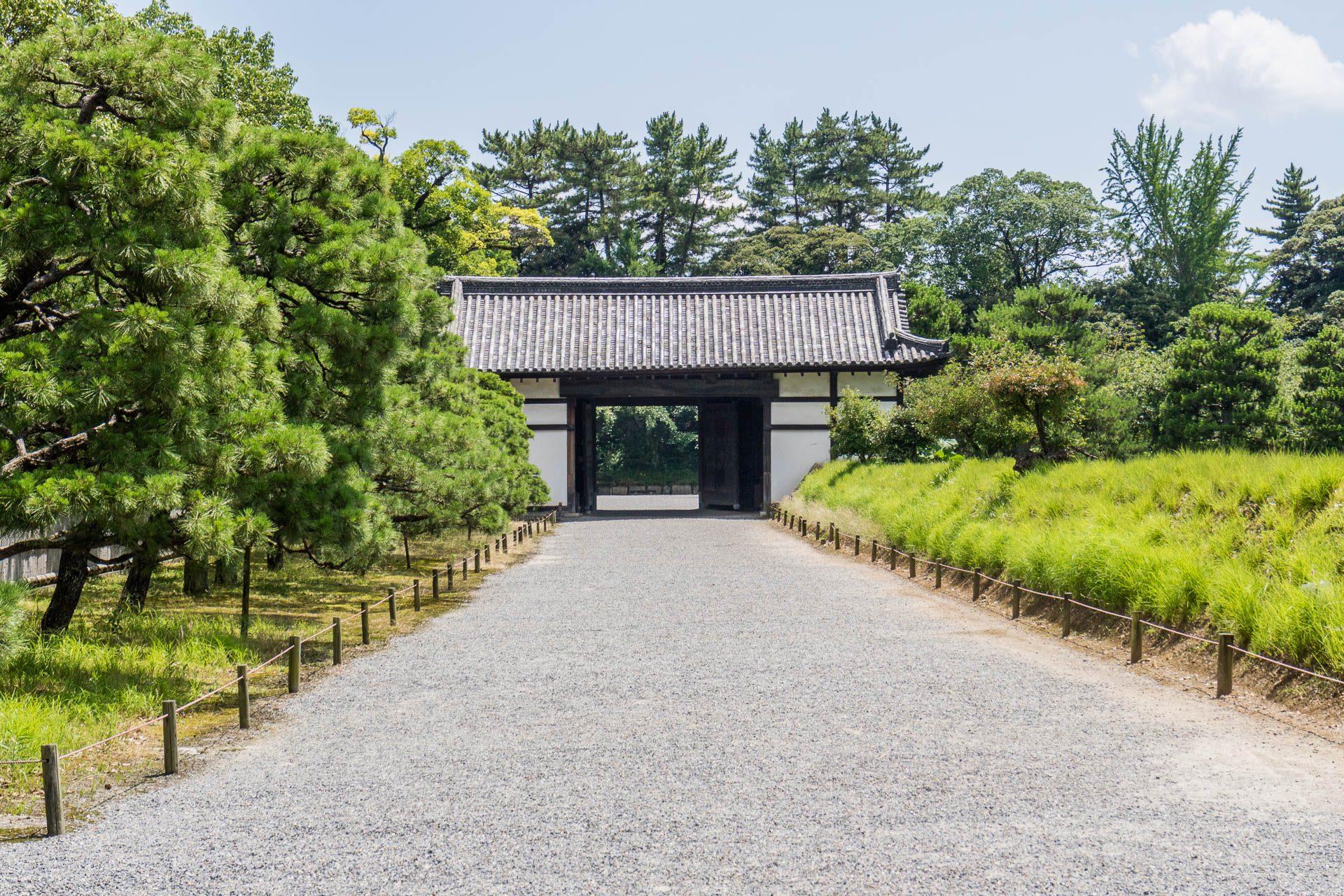 Gardens of Nijō